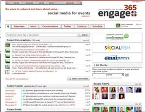 Engage365 Nominated for Forrester Groundswell Award