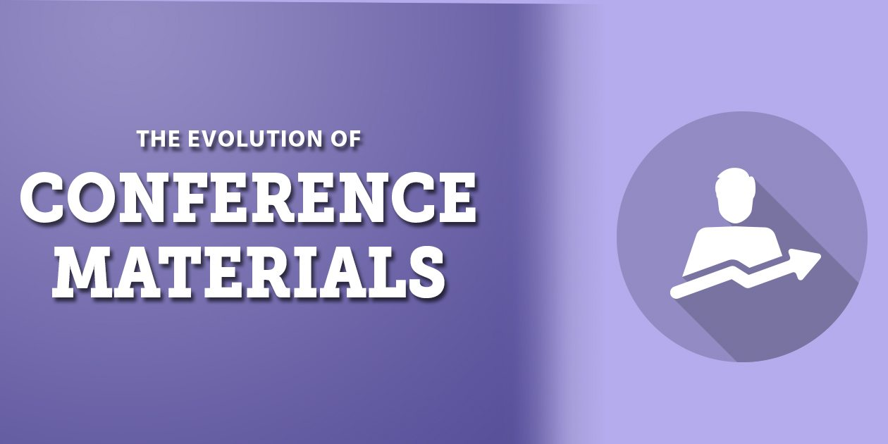 The Evolution of Conference Materials