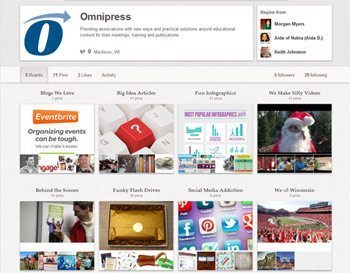 Pinterest for Associations – Visual Content is Key