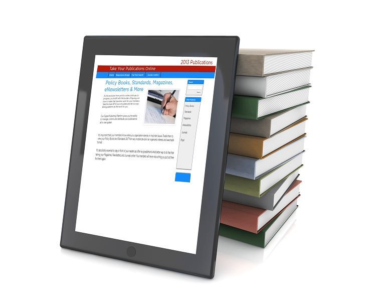 Online and Under Control: Standards and Policy Books