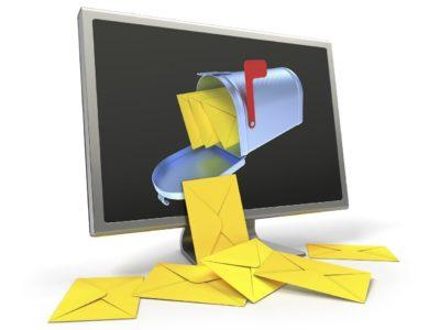 Email Inbox - Sm