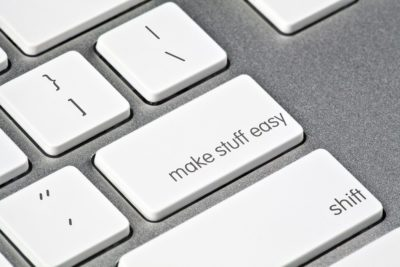 Funny Easy Button