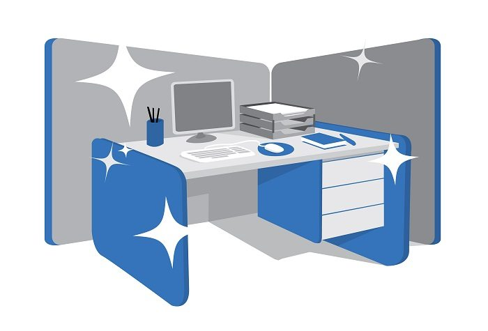 Spring Cleaning for Your Office Space—and Your Mind!