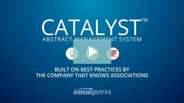 Introducing CATALYST | Video