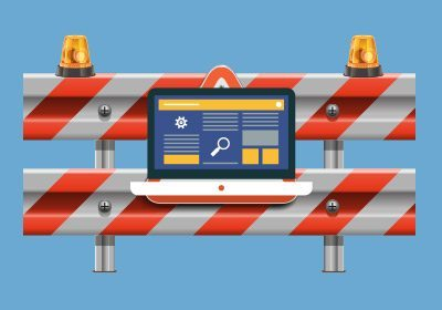 Content Roadblock