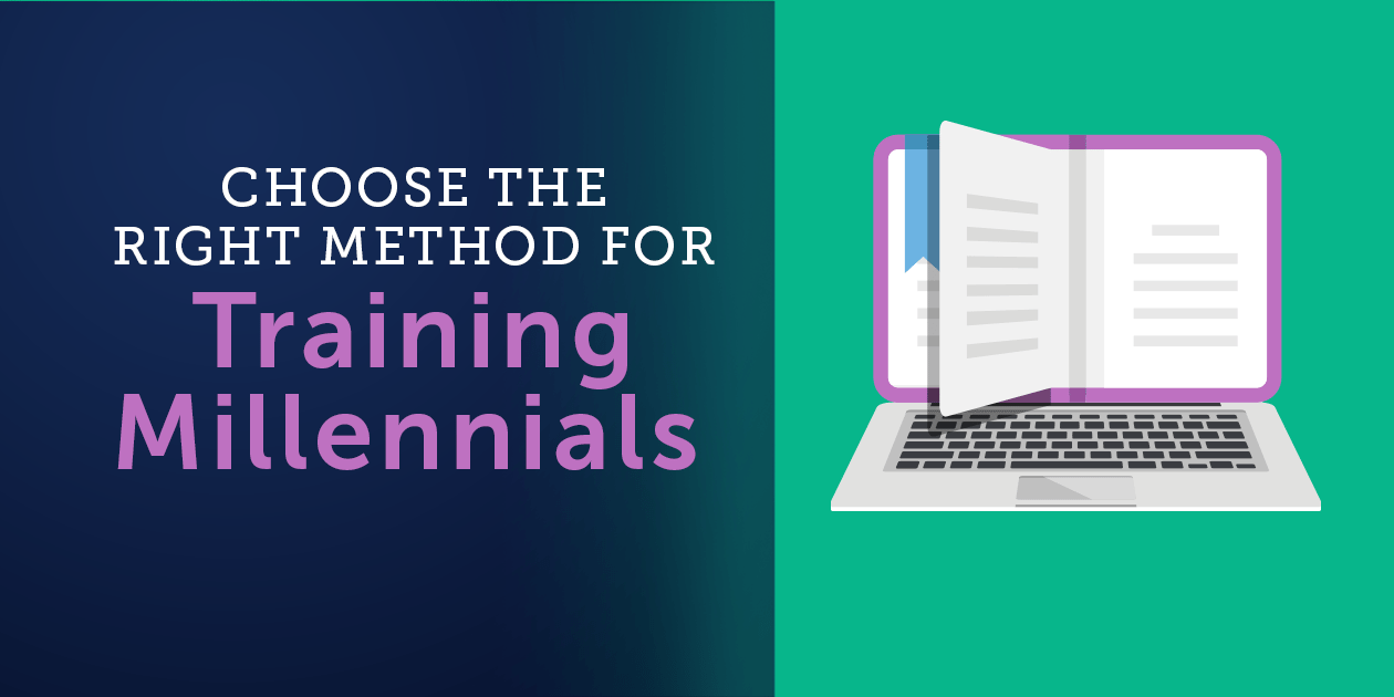 The Right Method For Training Millennials
