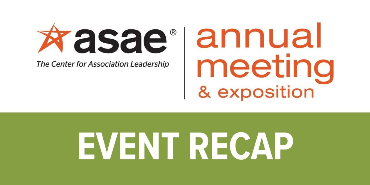 ASAE annual meeting 2017