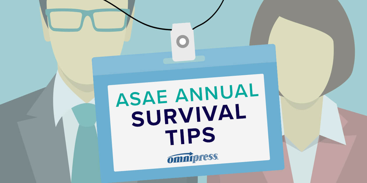 ASAE Annual Survival Tips