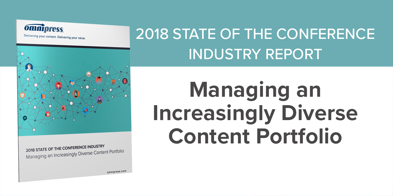 2018 State of the Conference Industry Report