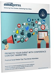 How to Promote Your Event With Content Marketing