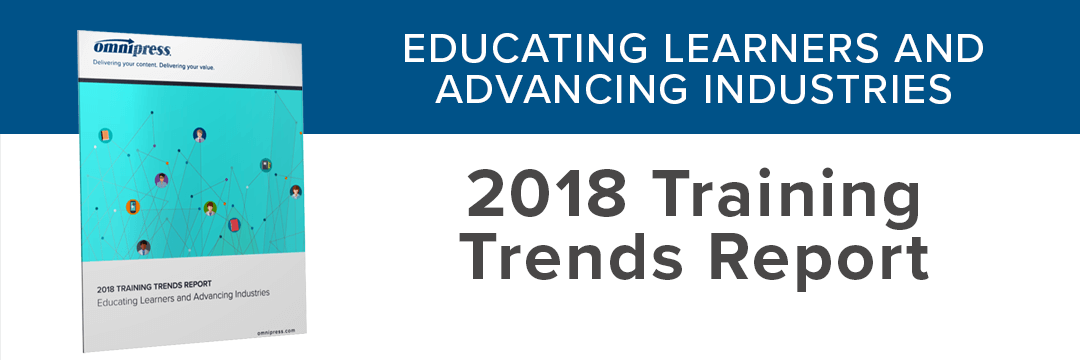 2018 Training Trends Report