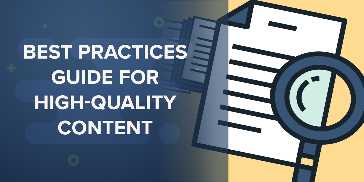 Now Available: Best Practices Guide for High-Quality Conference Content
