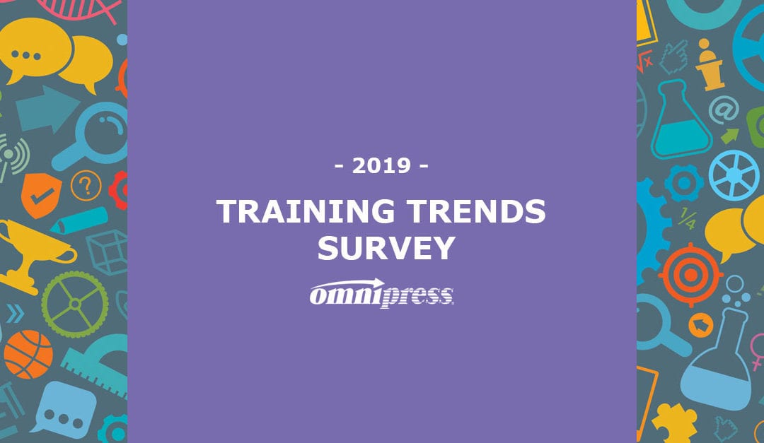 Continuing Education Pros: Take our 2019 Training Trends Survey