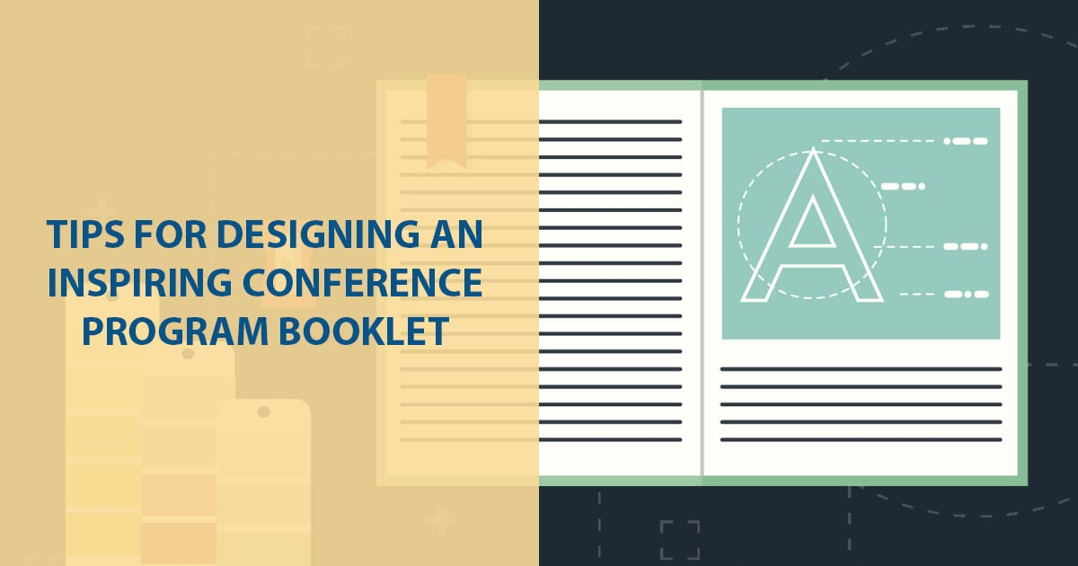applying user experience to printed conference materials