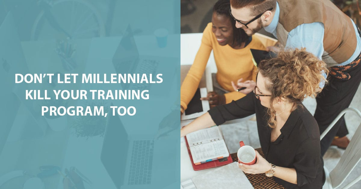 millennials training programs