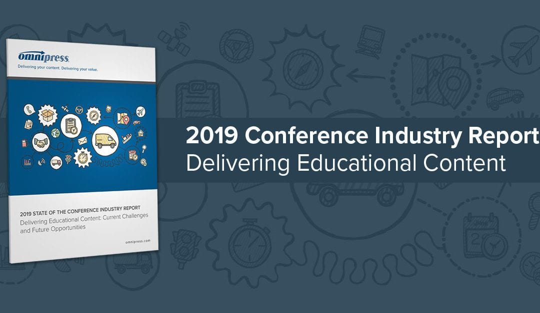 Download Our 2019 Conference Industry Report