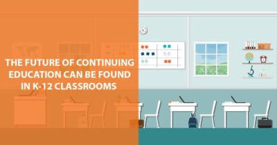 future continuing education k-12 classrooms