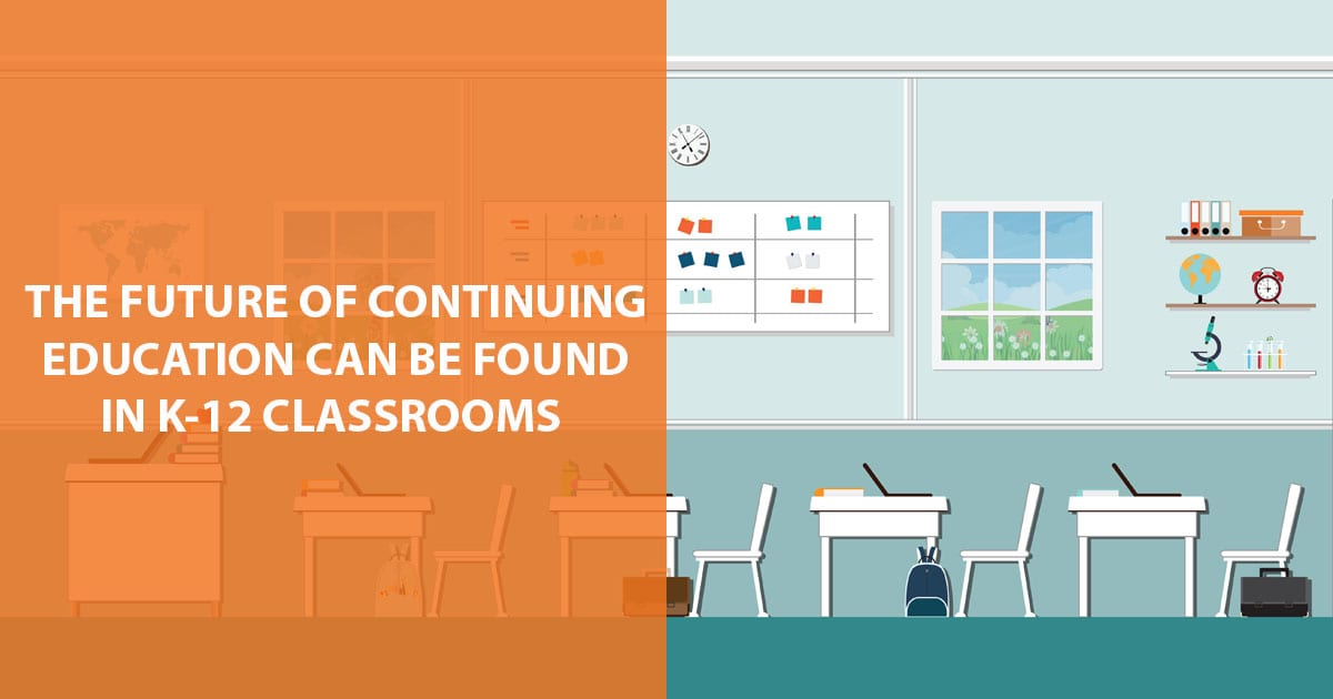future continuing education k-12 classrooms