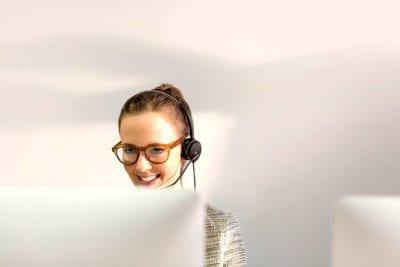 online application management software customer support
