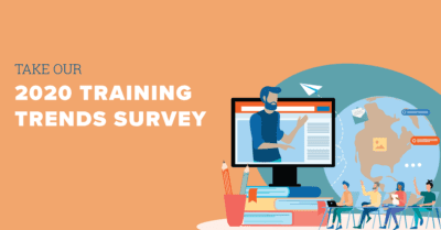 2020 Training Trends survey omnipress