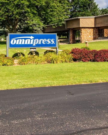Omnipress Madison Wisconsin