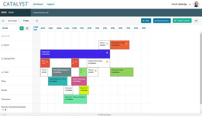 CATALYST Scheduling Tool