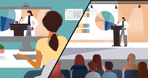 Virtual & Hybrid Events: Customer Stories to Inspire Your 2021 Conference